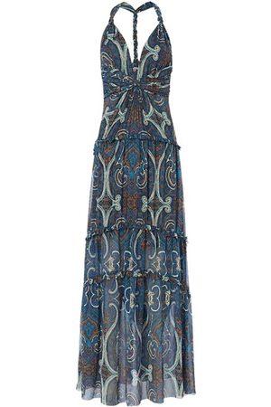 Intermix Multicolour Silk Dresses