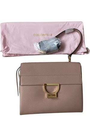 Coccinelle Women Clutches - Leather clutch bag