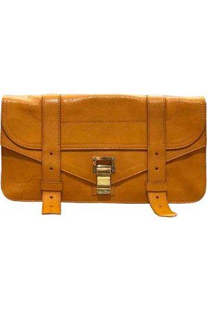 Proenza Schouler Leather Clutch Bags