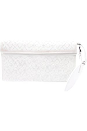 Alaïa Leather clutch bag