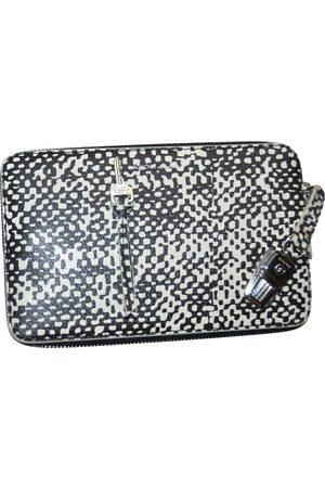Agnona Women Clutches - Leather clutch bag