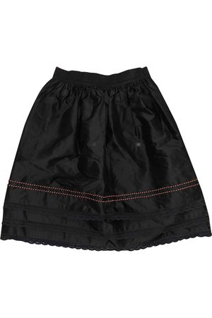 LUELLA Women Midi Skirts - Silk mid-length skirt