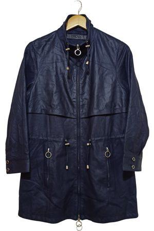 DROME Leather biker jacket