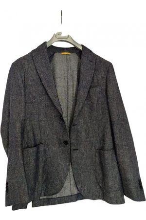 Fabi Linen vest