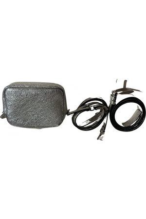 Fabiana Filippi Leather clutch bag