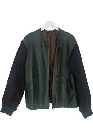 Carven Men Leather Jackets - Leather jacket
