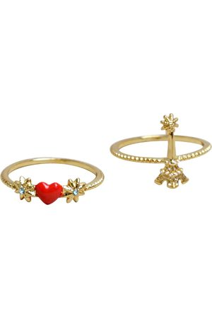 Les Néréides Women Rings - Plated Rings
