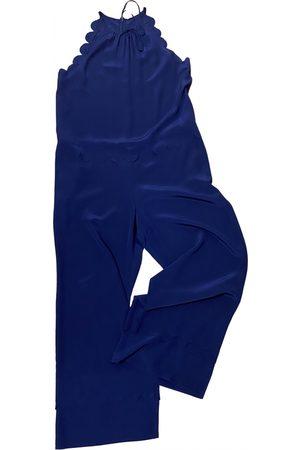 RED Valentino Silk Jumpsuits