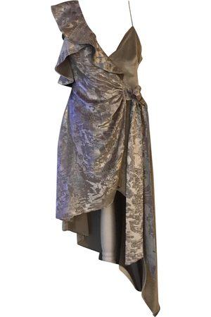 Self-Portrait Viscose Dresses