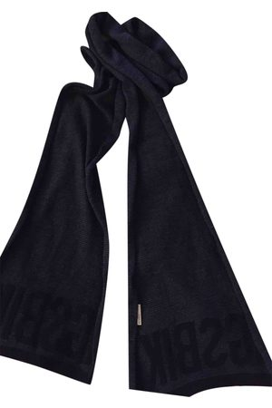 DIRK BIKKEMBERGS Wool Scarves & Pocket Squares