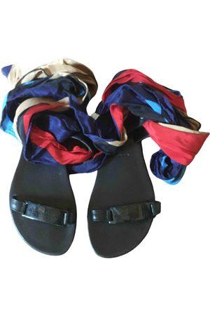 Avec Modération Multicolour Cloth Heels