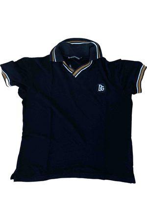 Dolce & Gabbana Multicolour Cotton Polo Shirts