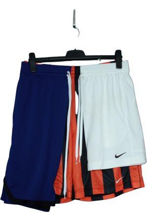 Nike Multicolour Polyester Shorts
