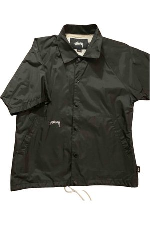 STUSSY Synthetic Leather Jackets