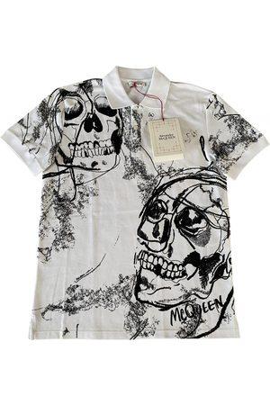 Alexander McQueen Cotton Polo Shirts