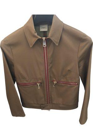 ..,MERCI Leather jacket