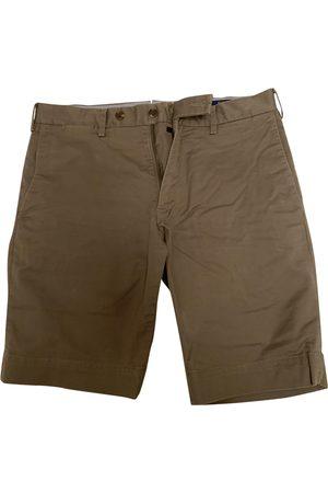 Polo Ralph Lauren Khaki Cotton Shorts