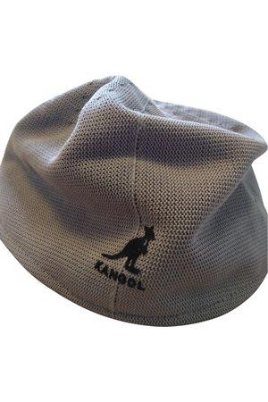 Kangol Grey Polyester Hats & Pull ON Hats