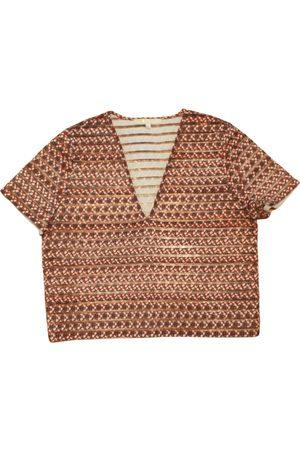 Maje Women Tops - Multicolour Polyester Top