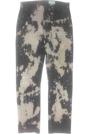 UNDERCOVER Multicolour Cotton Trousers