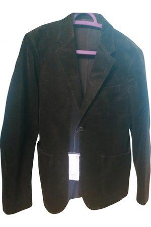 Uniqlo Velvet suit