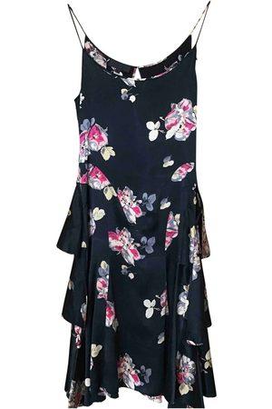 Jill Stuart Silk mid-length dress