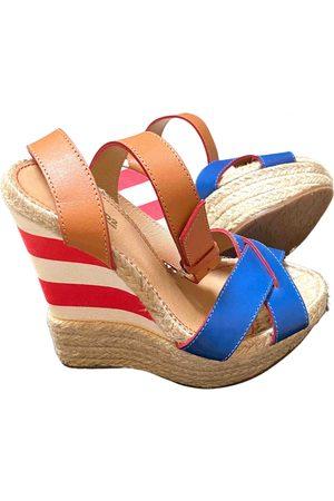 Dsquared2 Women Sandals - Leather sandal