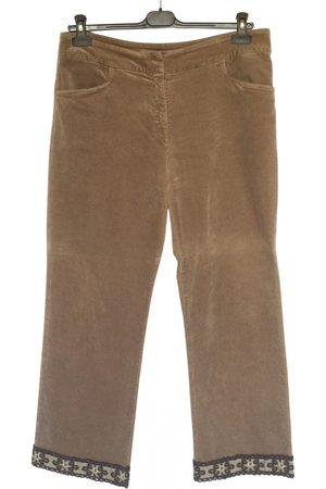 Persona by Marina Rinaldi Cotton Trousers