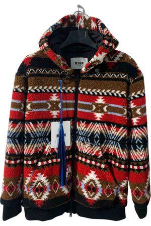 Msgm Multicolour Polyester Knitwear & Sweatshirts