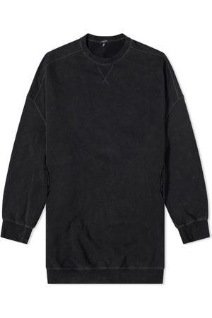 R13 Grunge Sweatshirt Dress