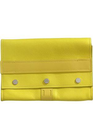Kenzo Women Clutches - Leather clutch bag