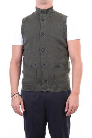 Halston Heritage Knitted vest Men Military