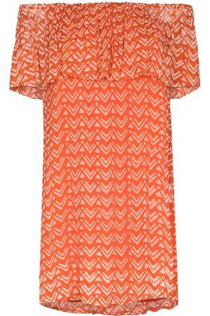 Cloe Cassandro Women Strapless Dresses - Alma off-shoulder minidress