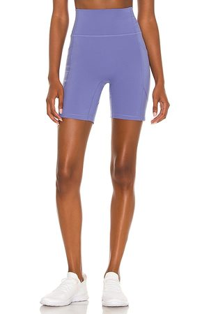 Le ORE Lucca High Rise Pocket Short in .