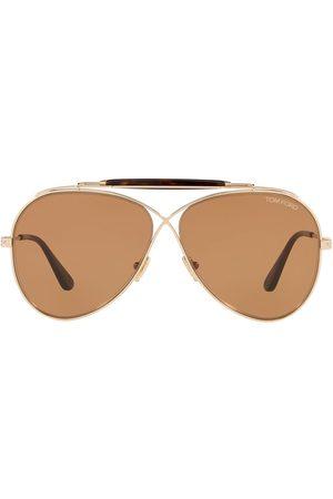 Tom Ford Aviators - Aviator tinted sunglasses