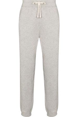 Polo Ralph Lauren Men Sweatpants - Drawstring track pants - Grey