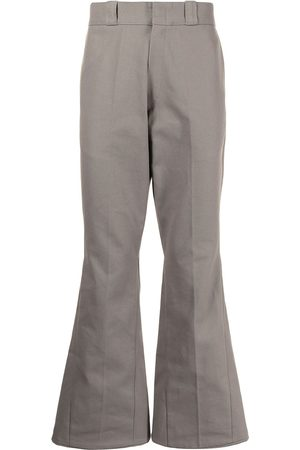 RAF SIMONS Flared tailored trousers