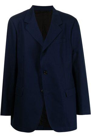 RAF SIMONS Men Blazers - Notched-lapel single-breasted jacket