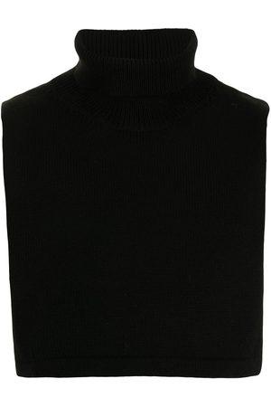 Jil Sander Roll-neck knitted collar