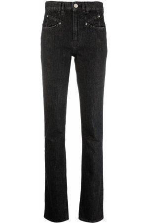 Isabel Marant Women Skinny - Skinny-cut denim jeans