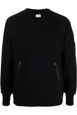 C.P. Company Zip-pocket long-sleeve sweatshirt