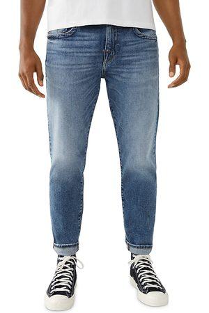 True Religion Men Slim - Danny Tapered Slim Fit Jeans in Medium Retro Faded