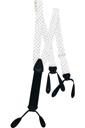 Stella McCartney Ecru Silk Belts
