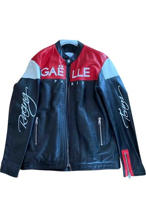 GAËLLE Multicolour Leather Jackets