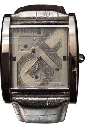 Gianfranco Ferré Metallic Steel Watches