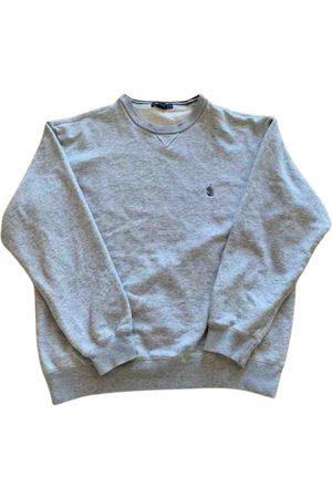 Nautica Grey Cotton Knitwear & Sweatshirts