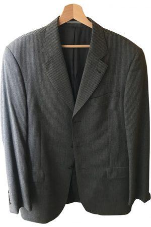 JC DE CASTELBAJAC Grey Wool Jackets