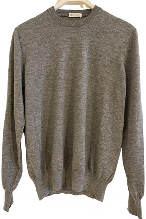 Brunello Cucinelli Wool knitwear & sweatshirt