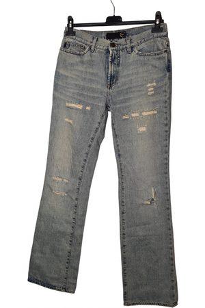 Roberto Cavalli Men Straight - Straight jeans
