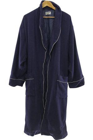 RYKIEL HOMME Navy Cotton - elasthane Swimwear